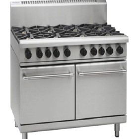 Gas Range Static Oven 800 Series RN8820G - 1200mm