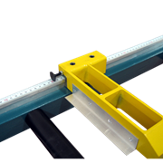 BROBO | SPARE PART & ACCESSORIES | TNF CONVEYOR WITH LENGTH STOP