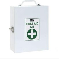 Workplace Response First Aid Kits | 3-Metal Cabinet (Low Risk)