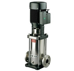 TDA Pumps | Multistage Pumps - Vertical