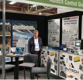 Autech Control Group exhibits at WIOA Bendigo