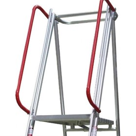 Hand Rail for Platform Ladder | Monstar