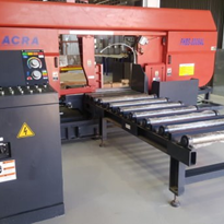 Double Column Semi-Automatic Bandsaws | Ajax FHBS