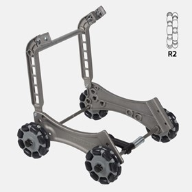 Rotatruck Conversion Kit 4xRC R2 | Hand Trolley | Omniwheels
