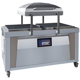 Double Chamber Vacuum Packaging Machine | VacBox DC 700