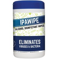 IPAWIPE Disinfectant Alcohol Wipes