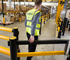 Warehouse Safety - A-SAFE - Swing Gate