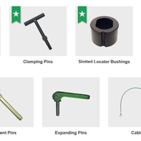 Carr Lane Ball Lock & Detent Alignment Pins