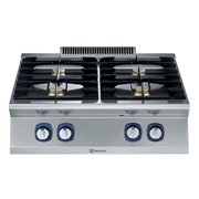 Modular Cooking Range Line 700XP 4-Burner Gas Boiling Top