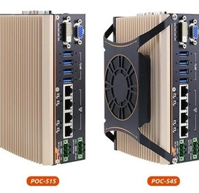 Rugged Embedded PC - Xv2-NPOC500 Series