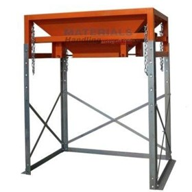 Bulk Bag Filling Frame