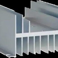 Aluminium Heat Sink | Extruded/Bonded High Dissipation Types
