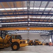 Single Girder – Top Running Overhead Crane
