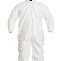 Coverall PPE 2 Piece Clothing | DuPont Garment Model IC 180 OS