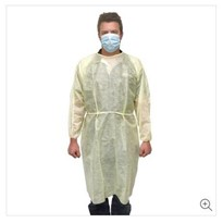 Soft & Comfortable Isolation Gown