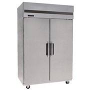 Skope 2 Solid Door Upright Non-GN Freezer | BC126-2FFOS-E