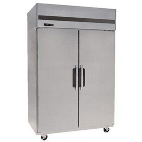 2 Solid Door Upright Non-GN Freezer | BC126-2FFOS-E
