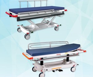 We're specialists in patient transport.