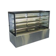 Heated 'Riviera' Food Display Cases