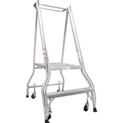 Monstar 2 Step Platform Ladder - 0.57m - Monstar