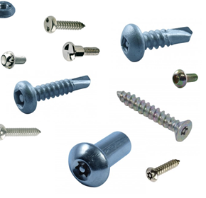 Security and Anti Theft Screw Supplier and Manufacturer