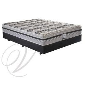 Sealy Corporate Euro Top Hotel Bed - Single