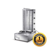 Electric 4 Burner Kebab Machine – DMEV-891