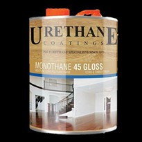 Urethane Coatings – Not Just for Timber Floors! - Monothane 45 Gloss