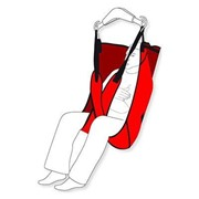Yoke Patient Lifting Sling – General Purpose with Head Support