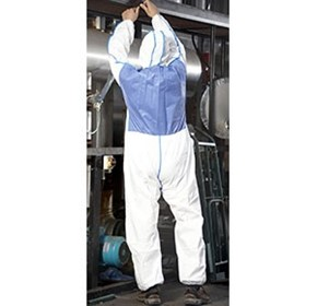 Breathable Coverall – Lakeland MicroMax NS Cool Suit Type 5/6