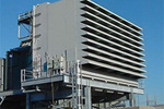 Gas Turbine Filtration | Self Cleaning Air Filters