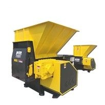 High Quality Economic Single Shaft Shredder Machine for Woven Bags