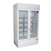 Mitchel 2 Door Drinks Refrigerator With Swing Doors | Refrigeration