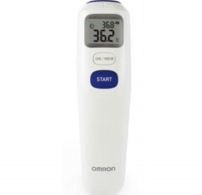 Non-Contact Forehead Thermometer | MC-720 | Omron