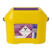Active Medical | Disposable Bin | Sharpsbin Cyto 8.5L