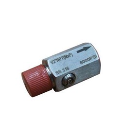 Pulsation Dampener (adjustable needle type)