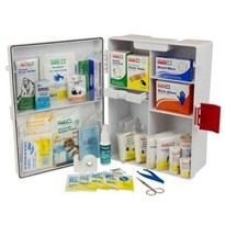 Code of Practice First Aid Kit ABS Wall Mountable