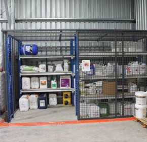 How to Safely Store Hazardous Chemicals