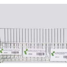 Wire Basket Hanging Label Holders