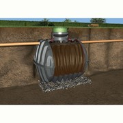 Mechanical Wastewater Treatment | Carat Septic Tank Without Baffle