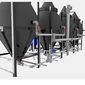 Aerofloat | Dissolved Air Flotation Systems | 400, 800 DAF