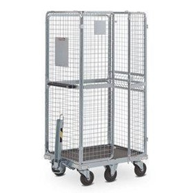 Wanzl Roll Cage Trolley - RC/S14
