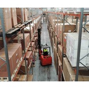 FWD Narrow Aisle Electric Forklifts