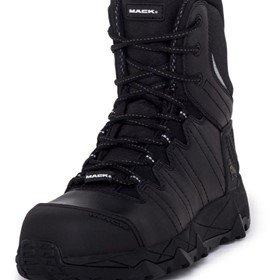 Work Boots | Terrapro Zip (Black)