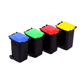 Garbage & Recycling Bins | Mini Bin