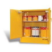 SC160 Flammable Liquid Storage Cabinet - 160L