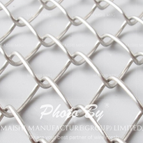 Electro Galvanized Chain Wire Fencing
