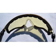 Slingshot Positive Seal Safety Eyewear with a Durable EVA Foam Cell