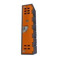 Plastic Industrial Locker | D Series