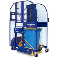 Liftmaster Simplicity Plus | Bin Lifter by Electrodrive